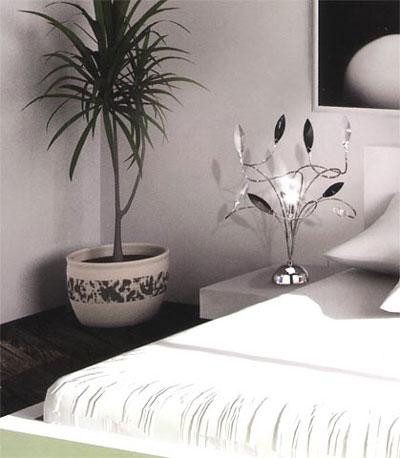Come scegliere ed utilizzare le lampade da tavolo in - Lampade camera da letto ...