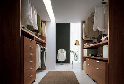 Camere Con Cabine Armadio : La cabina armadio è l alternativa di lusso al classico armadio