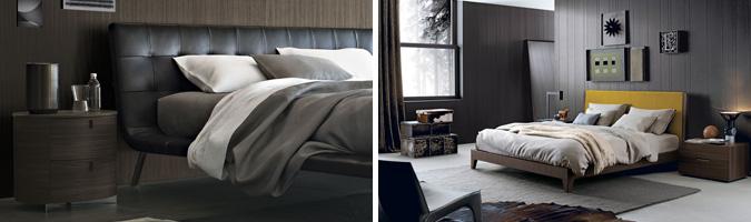 Il comodino è uno degli elementi immancabili nella camera da letto.
