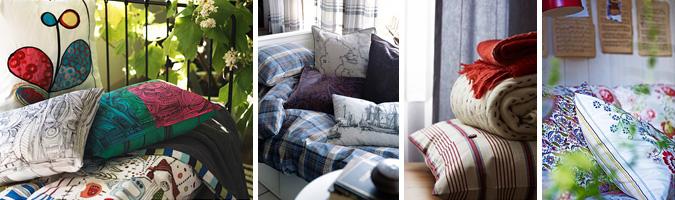 Cuscini adatti ad abbellire la camera da letto