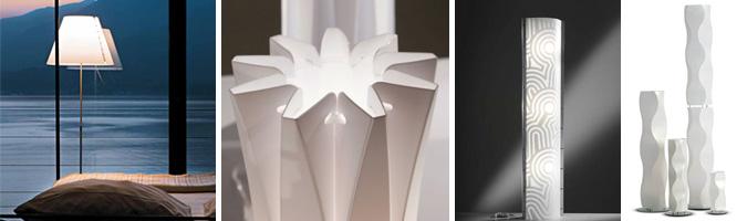 Come e quando usare lampade da terra per illuminare la camera da letto