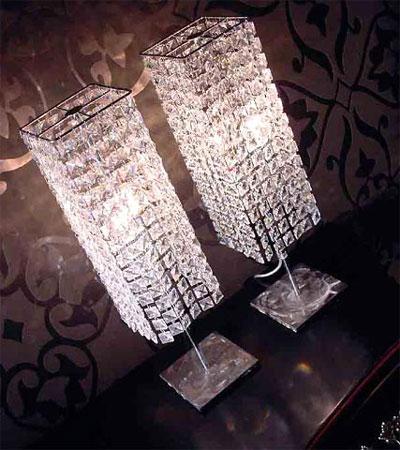 Come scegliere ed utilizzare le lampade da tavolo in camera da letto.