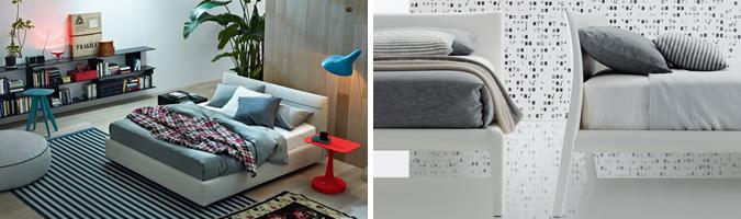 Come scegliere il letto matrimoniale per la stanza da letto - Dove comprare un letto matrimoniale ...