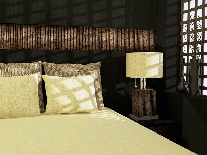 Esempi camera letto in stile orientale idee per il - Camere da letto stile orientale ...