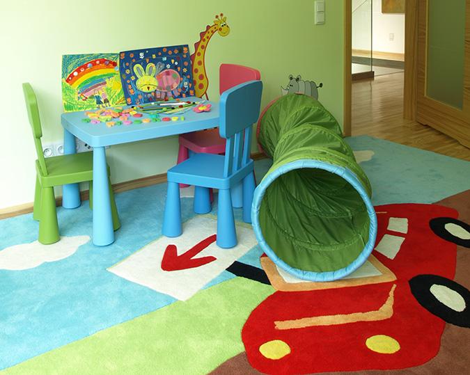 Come scegliere il tappeto ideale per la cameretta - La cameretta ideale ...
