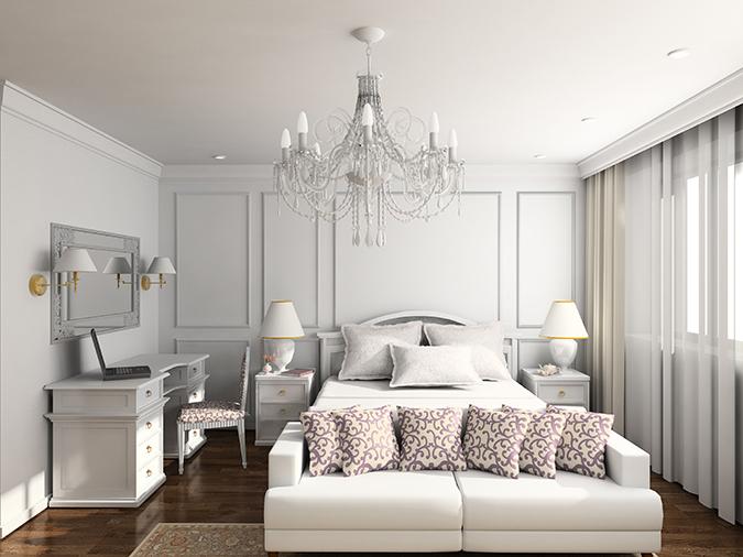 Camere Da Letto Shabby Chic Moderno : Camere da letto shabby moderno esempi di arredamento shabby chic