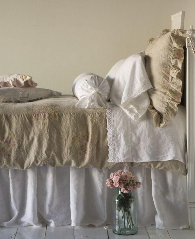 Come creare una camera da letto in perfetto stile shabby chic