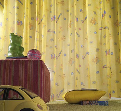 Come scegliere le tende per la nostra camera da letto - Tende per camerette ...