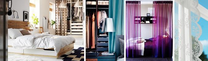 Come scegliere le tende per la nostra camera da letto - Tende x camere da letto ...