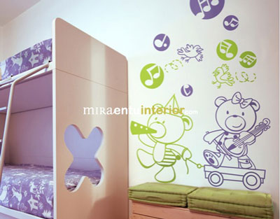 wall stickers per camerette